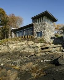 nahant waterfront home